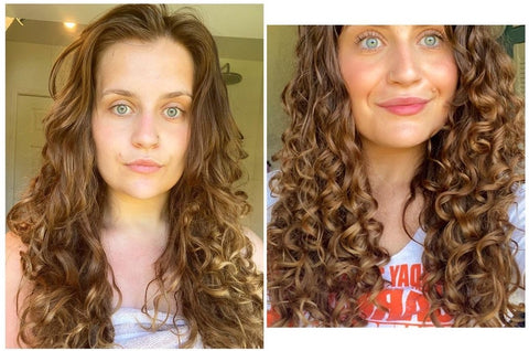 Amazing Curly Transformations
