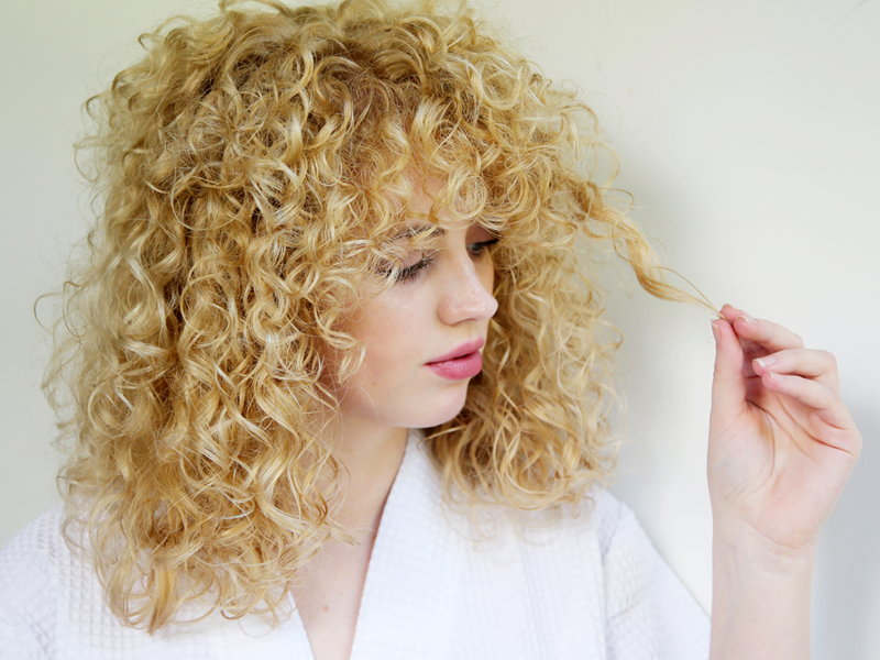 Only Curls Tips | How to fix curls