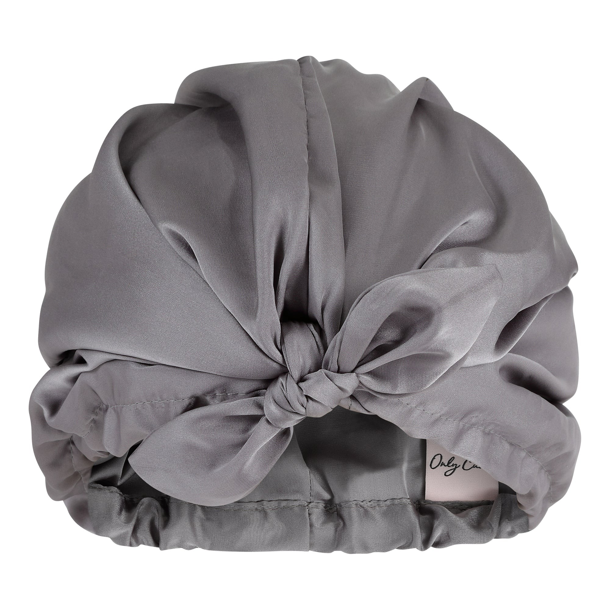 Only Curls Satin Sleep Turban & Bonnet