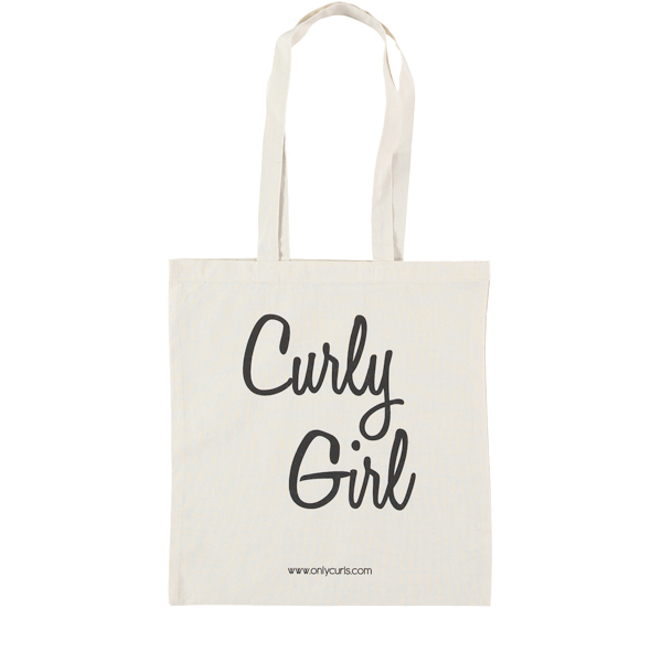 Tote Bag - Curly Girl