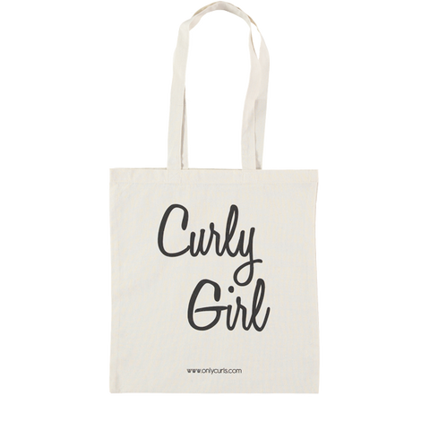 Tote Bag - Curly Girl - Only Curls