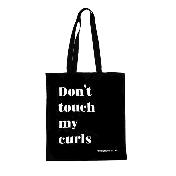 Tote Bag - Don't Touch My Curls - Only Curls