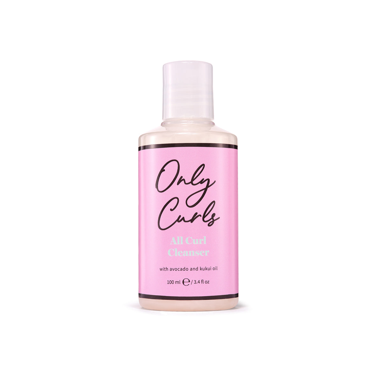 Only Curls All Curl Cleanser Travel Mini 100ml - Only Curls