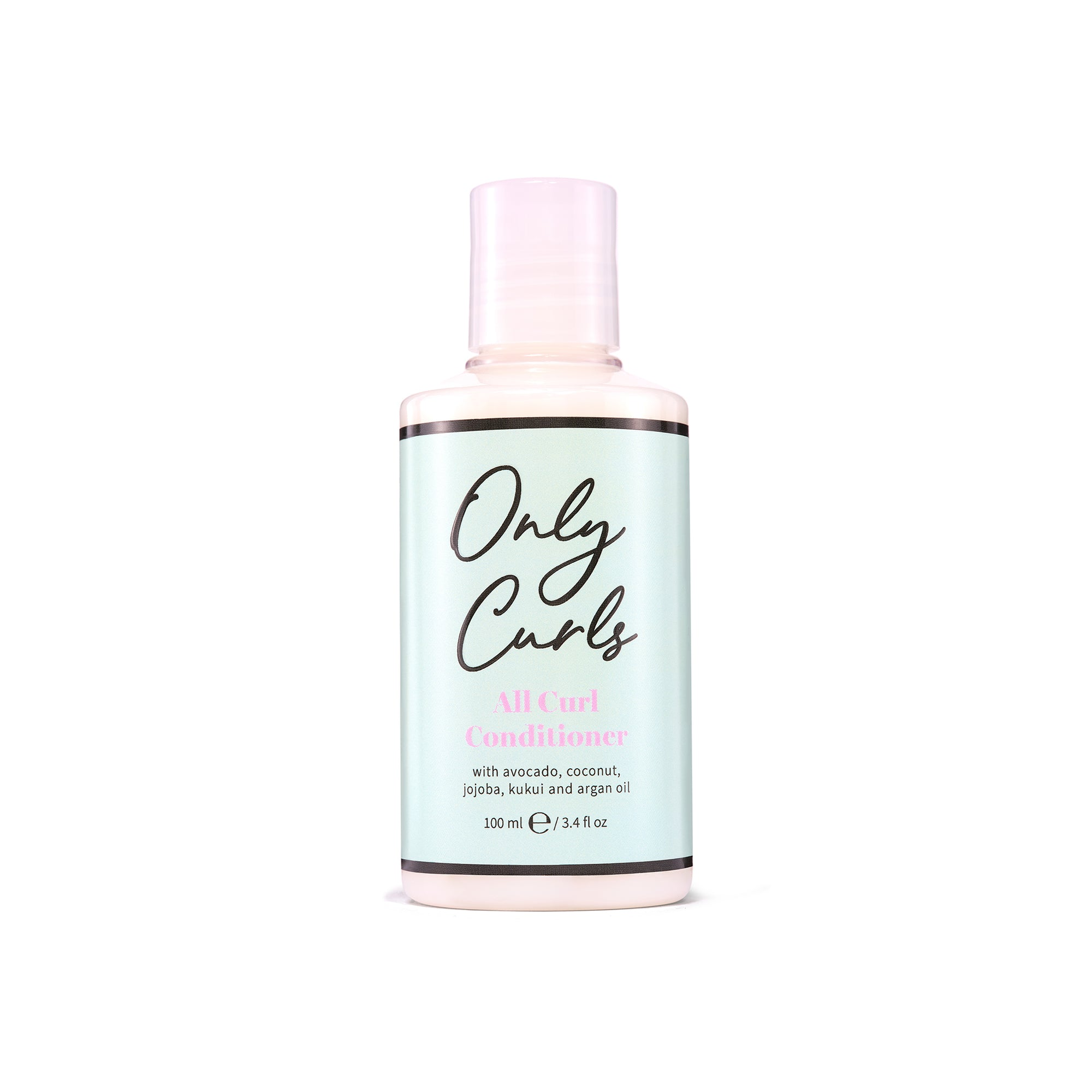 Only Curls All Curl Conditioner Travel Mini 100ml - Only Curls