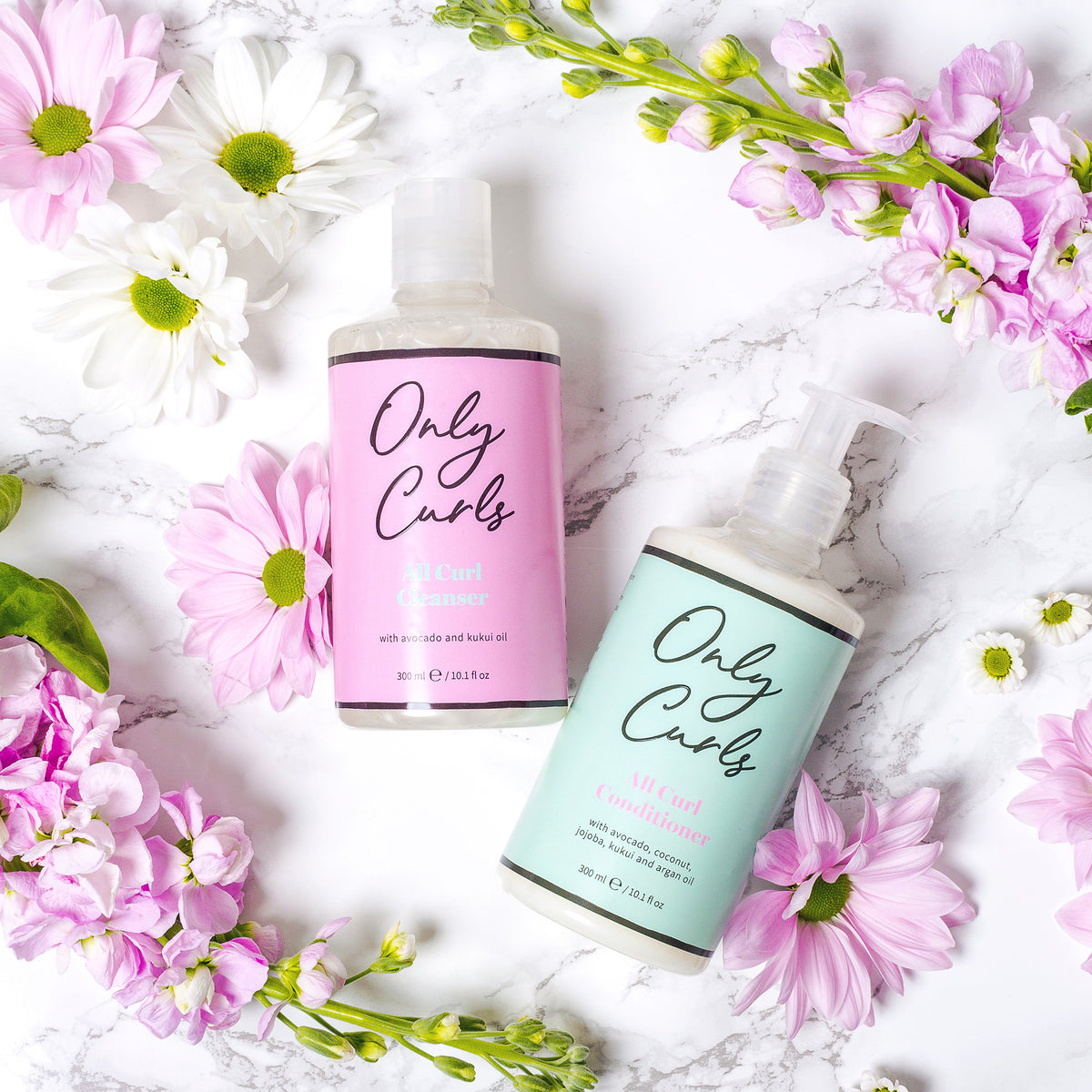 Only Curls Cleansing Bundle - Only Curls