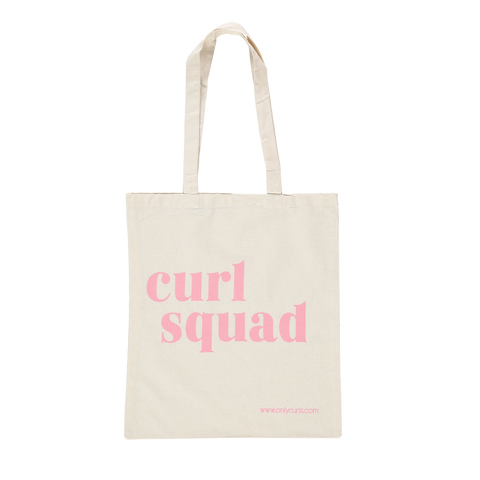Tote Bag - Curl Squad - Only Curls