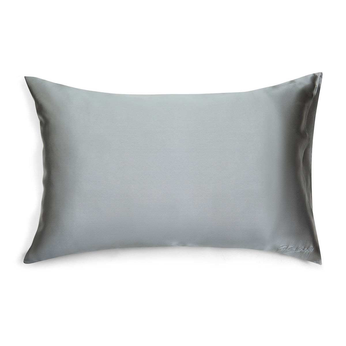 Only Curls Silk Pillowcase - Grey - Only Curls