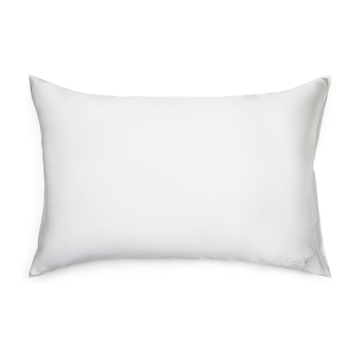 Only Curls Silk Pillowcase - White - Only Curls