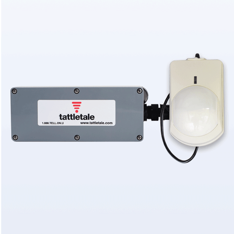 Storage Container Motion - Tattletale Portable Alarm Systems