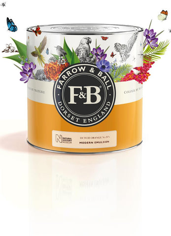 Farrow & Ball | Natural History Museum Collection