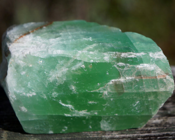 Large Emerald Green Calcite
