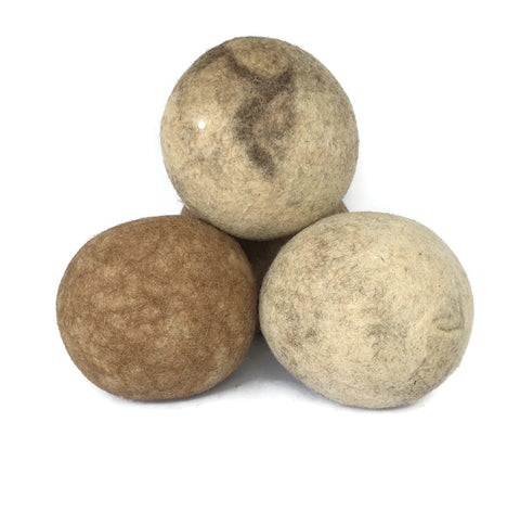 ALPACA DRYER BALLS (Set of 3)