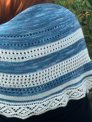 Lily's Luscious Shawlette PATTERN