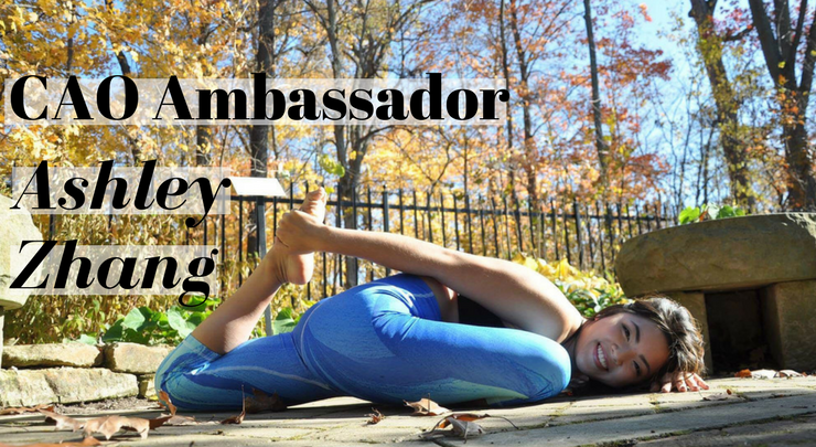Introducing CAO Ambassador, Ashley Zhang!