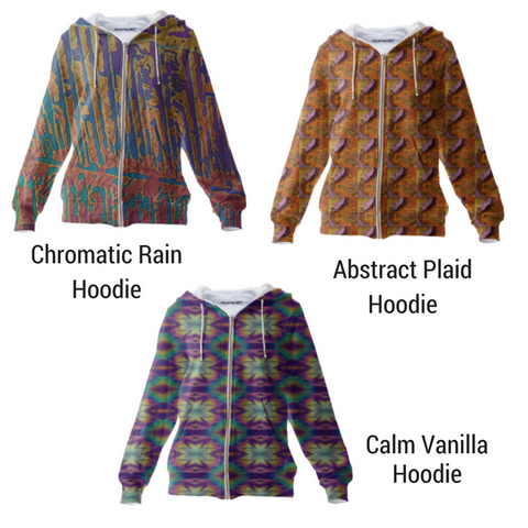 Crystal Art Outfitters New Crystal Hoodies Designs