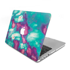 Sorbet by Carol Roullard of Crystal Art Outfitters UPROSA MacBook Case