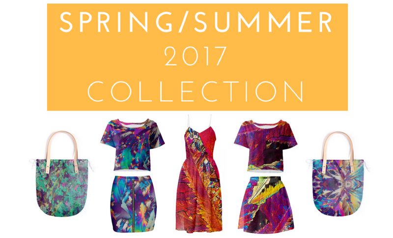 Crystal Art Outfitters Spring/Summer 2017 Collection blog post banner