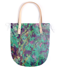 Springtime Garden Crystal Summer Tote by Crystal Art Outfitters