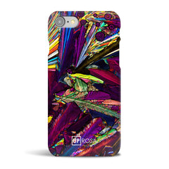 Psychedelic Crystal Smart Phone Case