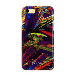 Psychedelic iPhone 7 Case by Carol Roullard of Crystal Art Outfitters