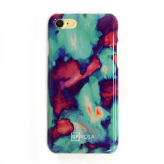 Sorbet iPhone 7 Case by Carol Roullard of Crystal Art Outfitters