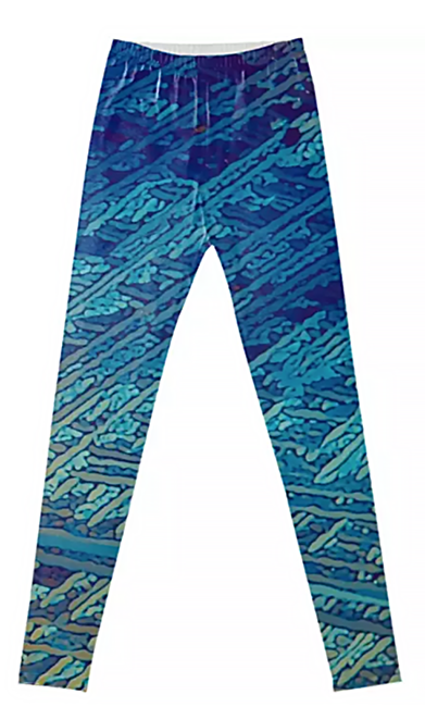 Crystal Art Outfitters Crystal Leggings