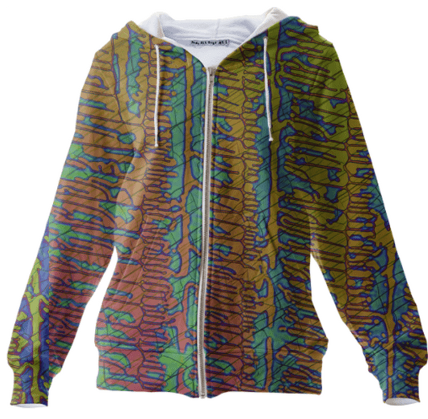 Hendrix Connection Crystal Hoodie