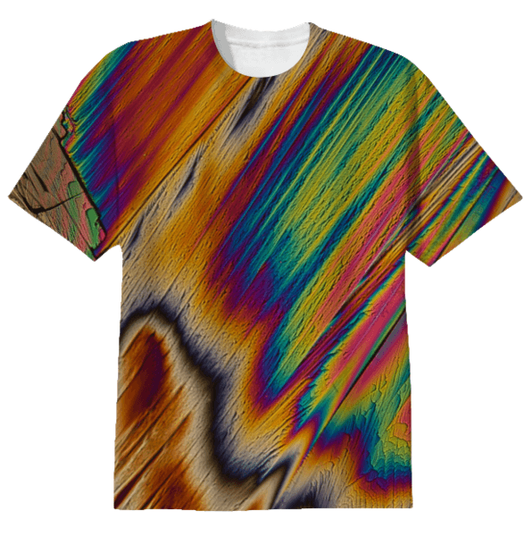 Wet and Wild Crystal T-shirt