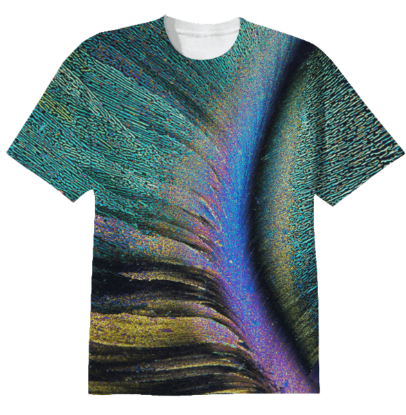 Plume Crystal T-shirt