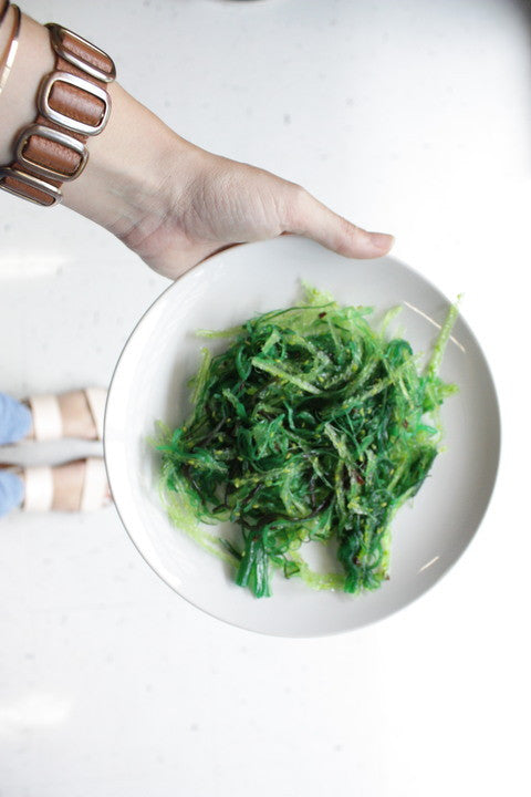 Ingredient Spotlight: Seaweed