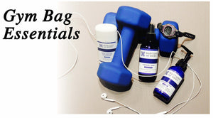 Natural Gym Bag Essentials For Keeping Your New Year's Resolution