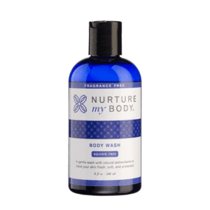 Nurture My Body Fragrance Free Body Wash