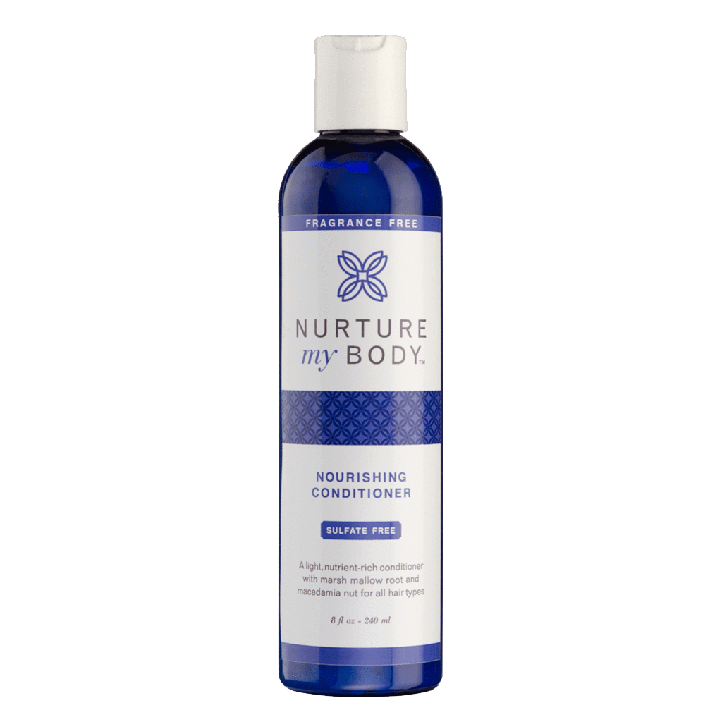 Fragrance Free Nourishing Conditioner Sulfate Free by Nurture My Body