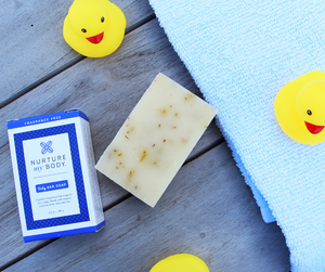 Fragrance Free Baby Bar Soap