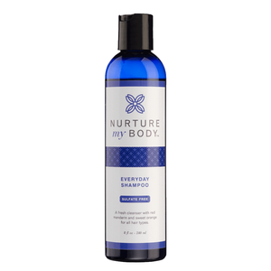 Everyday Shampoo Sulfate Free by Nurture My Body