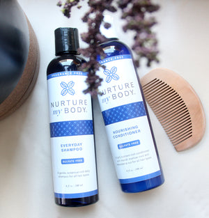 Moisturizing Hair Combo Pack (Fragrance Free)