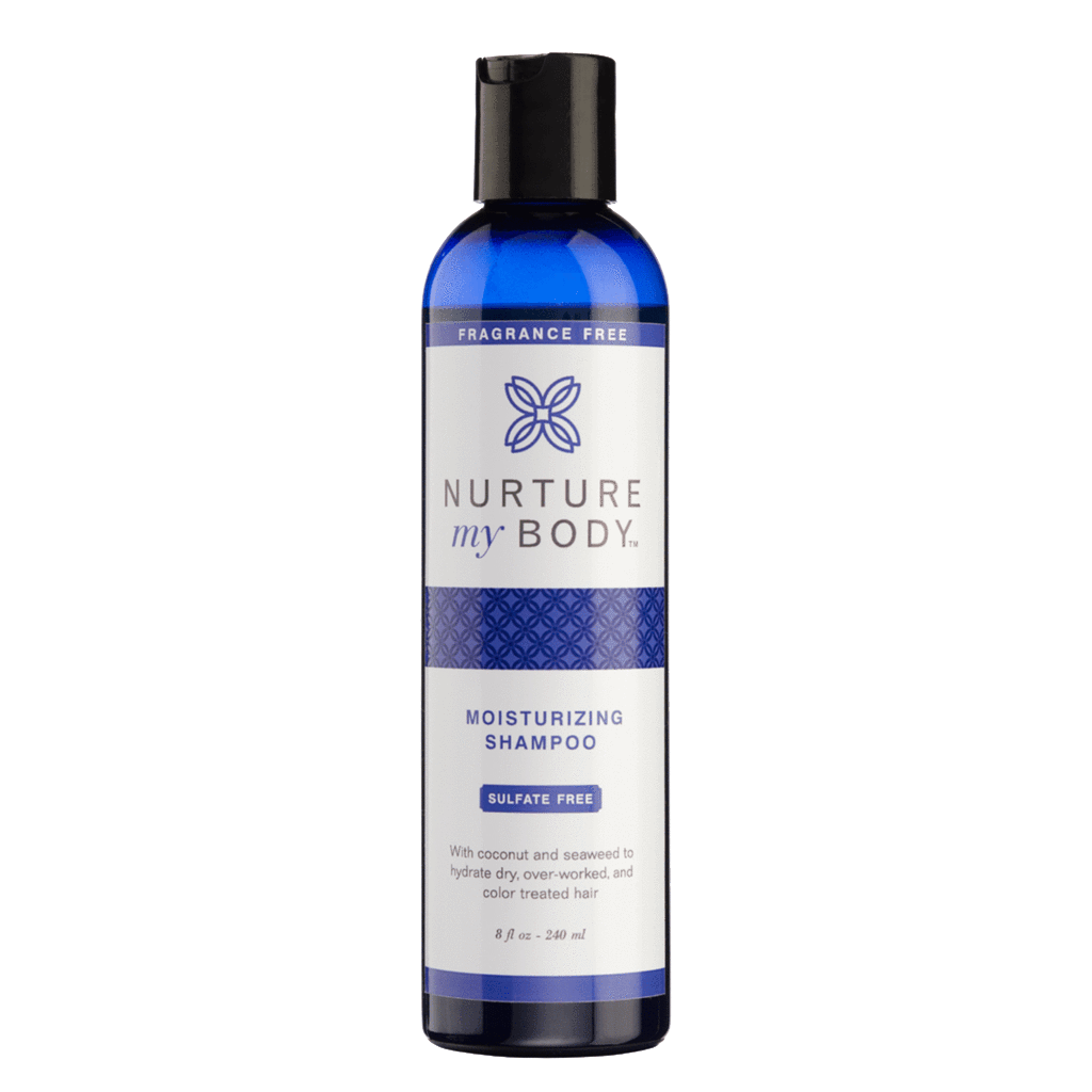 Fragrance Free Moisturizing Shampoo Sulfate Free by Nurture My Body