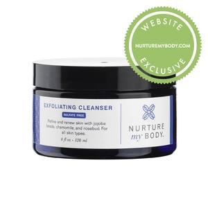 Nurture My Body Exfoliating Cleanser