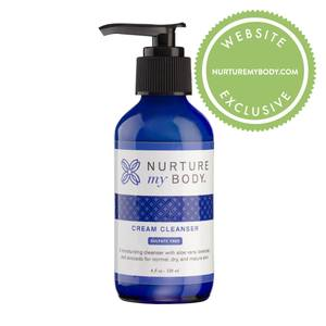 Nurture My Body Cream Cleanser