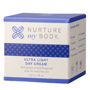 All Natural Ultra Light Day Cream