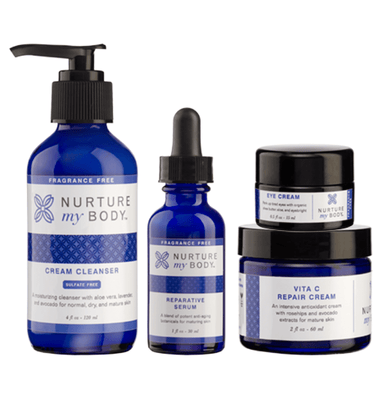 Ultimate Skincare Set by Nurture My Body