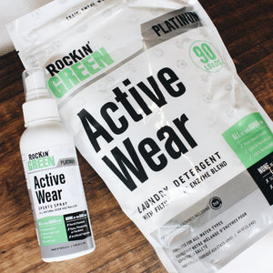 Rockin Green Complete Active Wear Pack