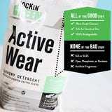 Platinum Series Active Wear Detergent