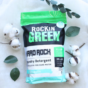 Rockin Green Hard Rock Laundry Detergent - AC/DSea Breeze