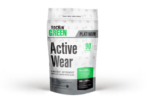 Rockin' Green Platinum Series Active Wear Detergent Gift Set