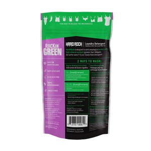 Rockin Green Hard Rock Laundry Detergent - Lavender Mint Revival