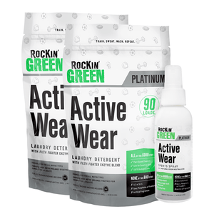 Rockin Green Complete Active Wear Pack: Team Edition