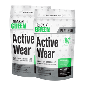 Rockin Green Namaste Active Wear Two Pack