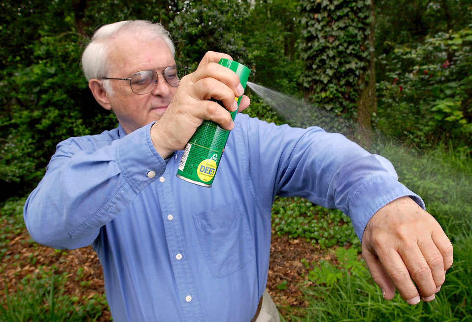 Is Your Bug Spray Hurting More Than Helping You? It Probably Is.