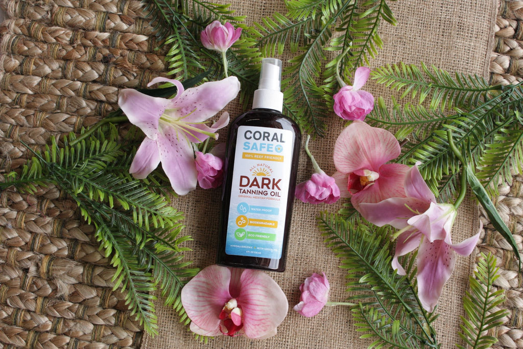 The Many Ways to Use Our Beloved Dark Tanning Oil